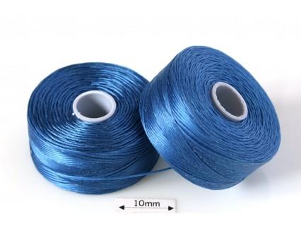 S-lon D capri blue | albastru capri, fir nylon monocord, bobina 71m