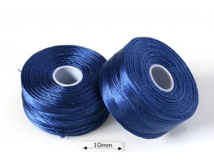 S-lon D royal blue | albastru regal, fir nylon monocord, bobina 71m