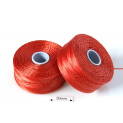 S-lon D orange | portocaliu, fir nylon monocord, bobina 71m