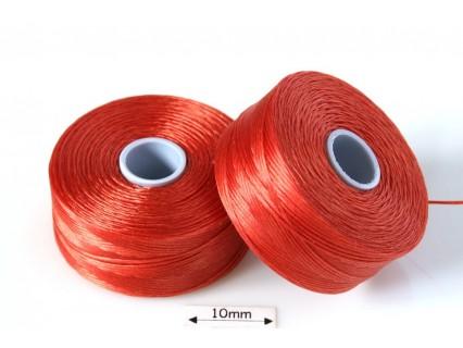 S-lon D orange | portocaliu, fir nylon monocord, bobina 71m