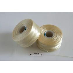 S-lon AA cream | crem, fir nylon monocord, bobina 68m
