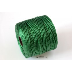 S-Lon Tex400 Green, 0.9mm, bobina cca 35yd/32m
