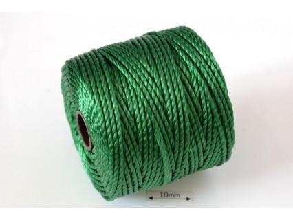 S-Lon Tex400 Green, 0.9mm, bobina cca 35yd/32m