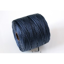 S-Lon Tex400 Navy, 0.9mm, bobina cca 35yd/32m