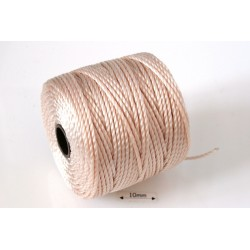 S-Lon Tex400 Natural, 0.9mm, bobina cca 35yd/32m