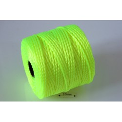 S-Lon Tex400 Neon Yellow, 0.9mm, bobina cca 35yd/32m