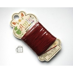 Toho Thread Amiet col05, Carmine, 0.5mm x 20 metrii (1 bucata )