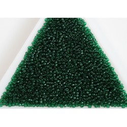 Toho R15-939, Transparent Green Emerald, 5g