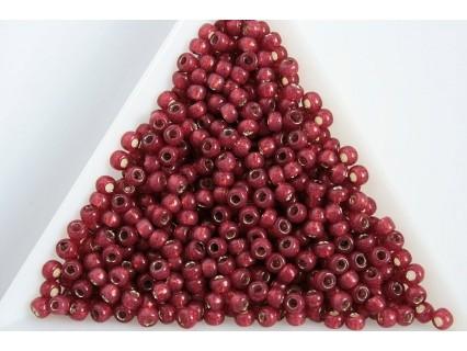 Toho R8-2113, Silver-Lined Milky Pomegranate, 10g