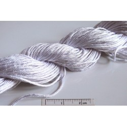 Nylo3 fir nylon 1mm argintiu ( scul 28m )