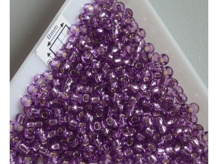 Toho R8-2219, Silver-Lined Lt Grape, 10g