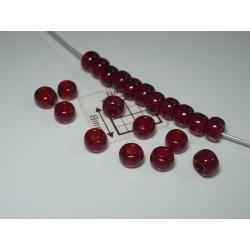 Toho R6-5D, Transparent Garnet,10g