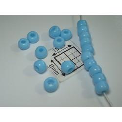 Toho R6-43, Opaque Blue Turquoise, 10g