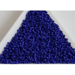 Delica DB756 - Matte Opaque Cobalt - margele Miyuki Delica11 - 5g