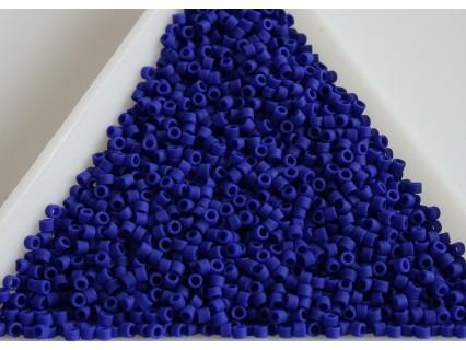 DB0756xs - Matte Opaque Cobalt - Miyuki Delica 11/0 mini-packs