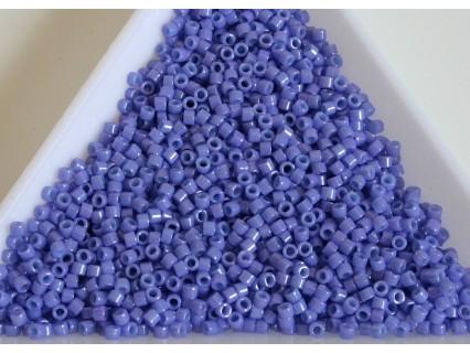 Delica DB661 - Dyed Opaque Bright Purple, margele 11/0 Miyuki Delica, 5g