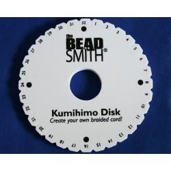 Disc Kumihimo rotund, diametrul 15cm