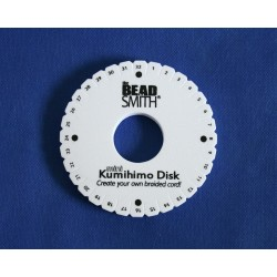 Disc Kumihimo rotund, 4.25 inch - diametrul 11cm, x1