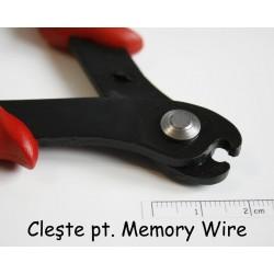 Cleste special pentru taiat sarma cu memorie - Memory Wire Cutter ( 1 bucata )
