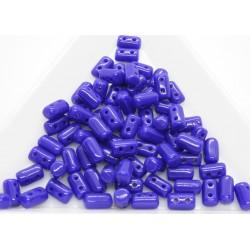 Margele Rulla 3x5mm, Op Blue, 5g
