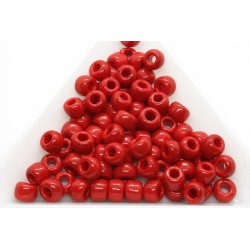 Toho R3-45, Opaque Pepper Red,10g
