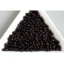 Toho R8-85F, Frosted Metallic Iris Purple, 10g