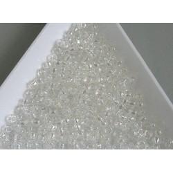 Toho R8-161, Trans-Rainbow Crystal, 10g