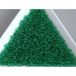 Toho R11-72, Transparent Beach Glass Green, 10g