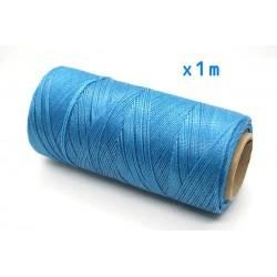 Linhasita - fir poliester cerat 0.5mm, Dark Turquoise, x1m
