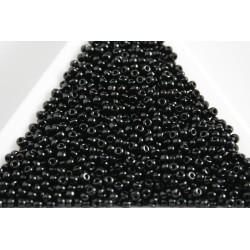 MR11-401 margele Miyuki 11/0 - Black, 5g
