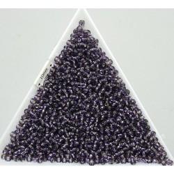 Toho R11-39, Silver-Lined Tanzanite, 10g
