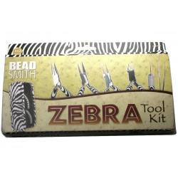 Trusa unelte ZEBRA pentru margelit