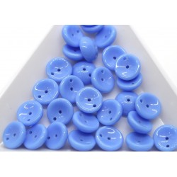 Margele Piggy 4x8mm - pg16 Opq Blue, 15buc