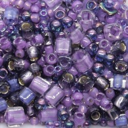 Toho TX07 Kawaii - Purple Mix - 10g