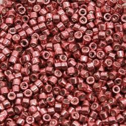 Miyuki Delica 11/0 DB423 - Galvanized Cranberry - 2g