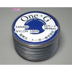 Ata Toho OneG PT-03, grey, bobina cca. 46m