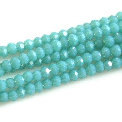 Chinese Cut Beads 1mm [ccb18] - Jade - aprox. 200 buc - sirag