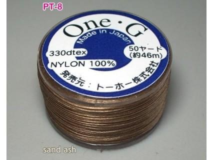 Ata Toho OneG PT-08, sand ash, bobina cca. 46m