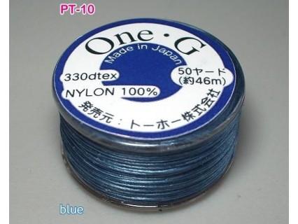 Ata Toho OneG PT-10, blue, bobina cca. 46m