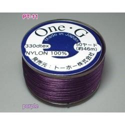 Ata Toho OneG PT-11, purple, bobina cca. 46m