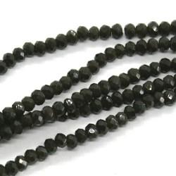 Chinese Cut Beads 1mm [ccb44] - Dk Khaki - aprox. 200 buc - sirag