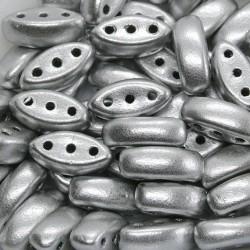 Cali Beads 3x8mm [cali01] - Aluminium Silver - 10x