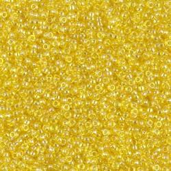 MR15-252 margele Miyuki 15/0 - Tr Yellow AB, 5g