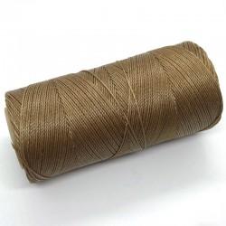 Linhasita 0.75mm Old Gold (604) - fir cerat - bobina ~228m