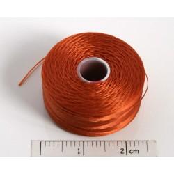 C-lon size D lt. copper [04] - fir nylon monocord, (bobina aprox. 71m)