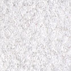 Delica DB201 - White Pearl Ceylon - margele Miyuki Delica11 - 5g