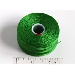 C-lon size D green [16] - fir nylon monocord, (bobina aprox. 71m)