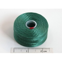 C-lon size D sea foam green [17] - fir nylon monocord, (bobina aprox. 71m)