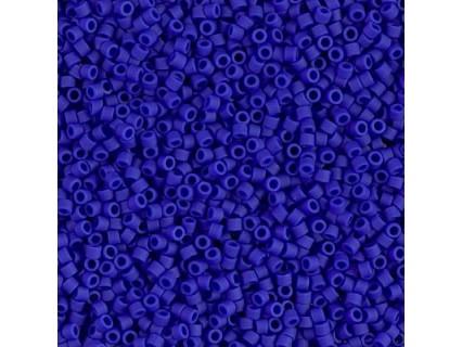 Delica DB756 - Matte Opaque Cobalt - margele Miyuki Delica 11/0 ( 5g )