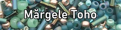 Margele Toho - Round 15/0, 11/0, 8/0, 6/0, 3/0, Bugle, Cuburi, Magatama ..